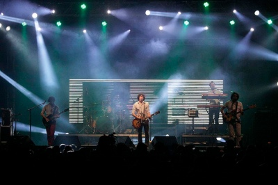6 Edição do festival Se Rasgum - El Cuarteto de Nos (URU)