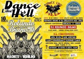 Dance Like Hell - Todos a bailar.