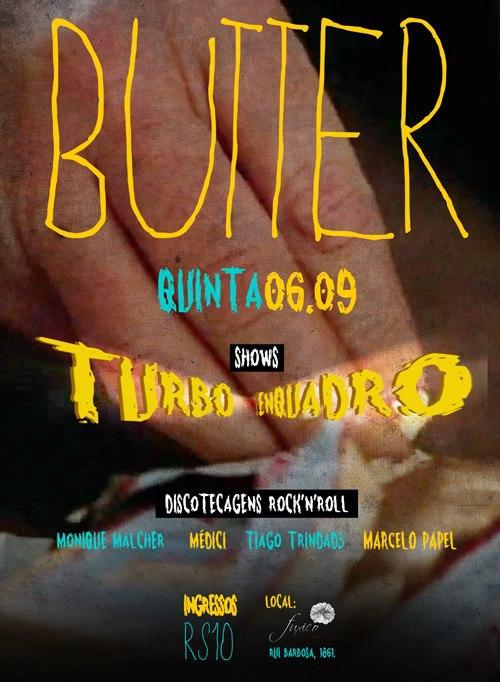 Butter com Turbo e Enquadro