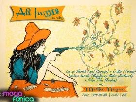 Megafônica apresenta: All Indie party